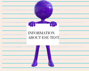 Information About ESE-Test