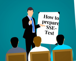 How to prepare SSE-Test