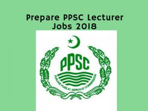 Prepare Lecturer Jobs 2018