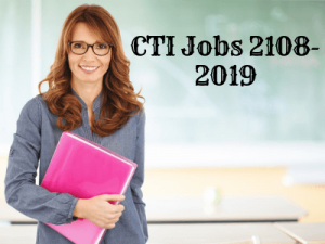 how to apply for cti jobs