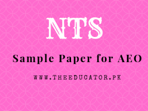 nts educators past papers download