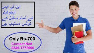 nts jobs 2019 in punjab