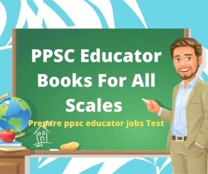 PPSC Educator Books For All Scales