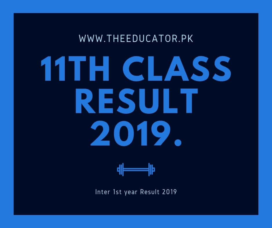 FSc Result 2019 All BISE Boards