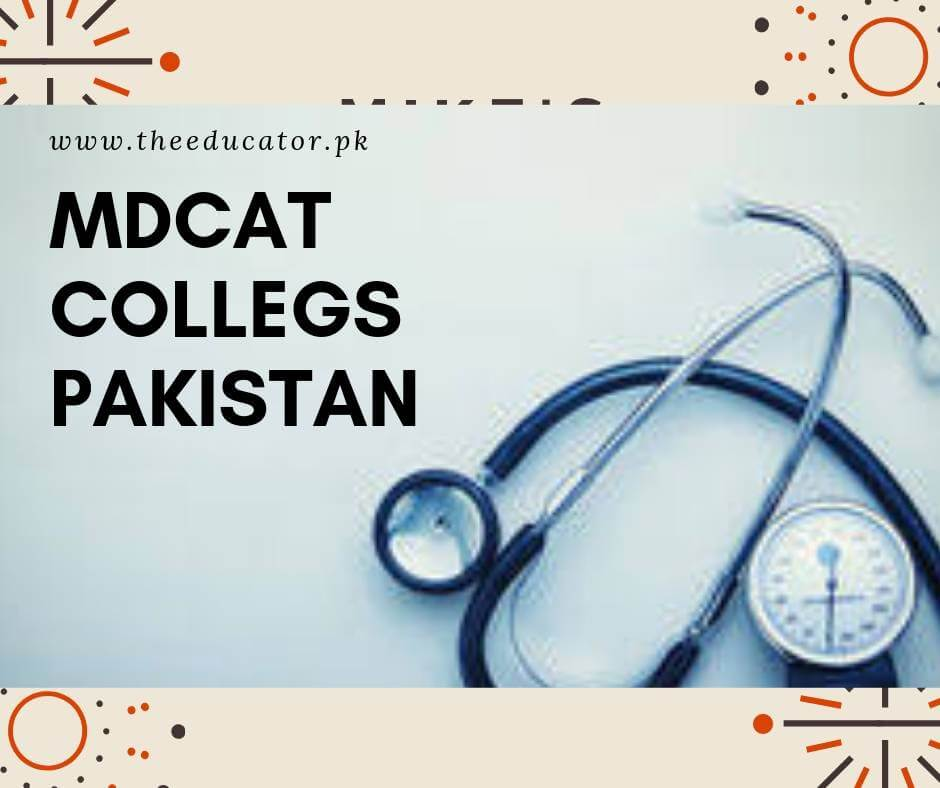 private medical colleges in pakistan