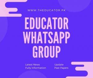 Educators Preparation Whatsapp Group