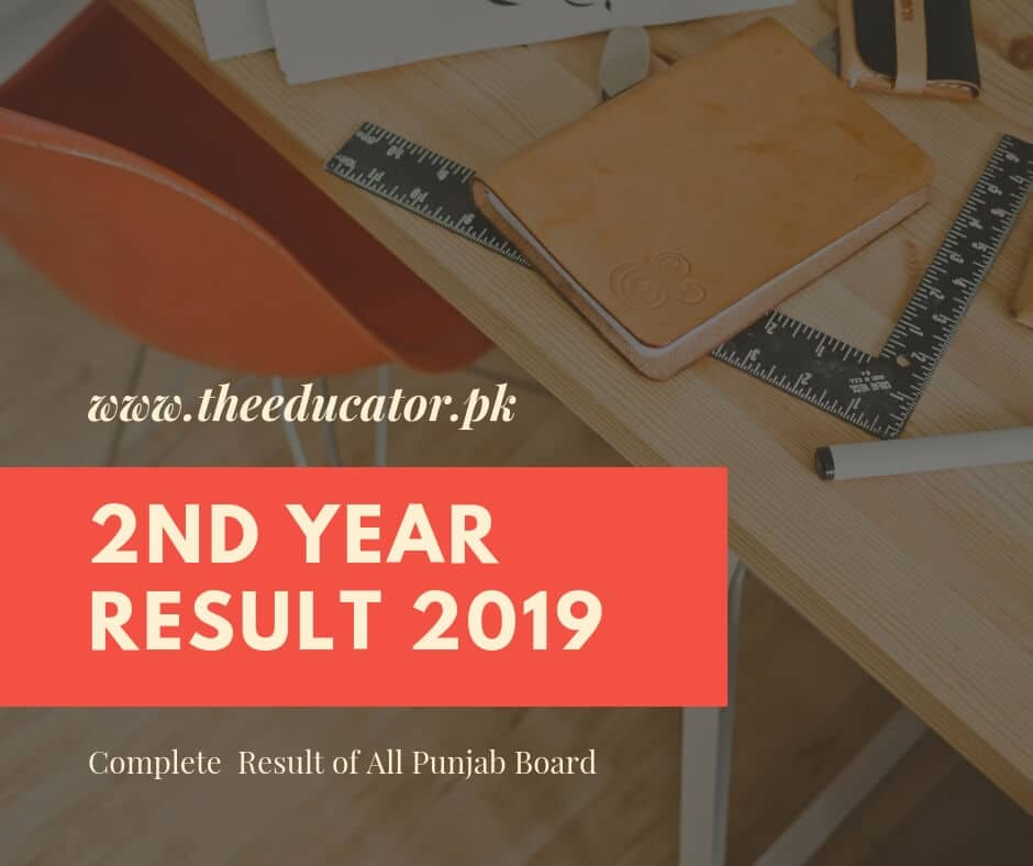 inter 2nd year result 2019