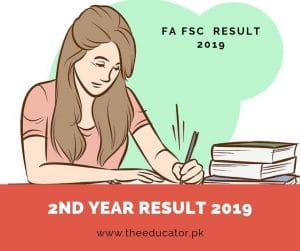 inter 2nd year result supplementary result 2019