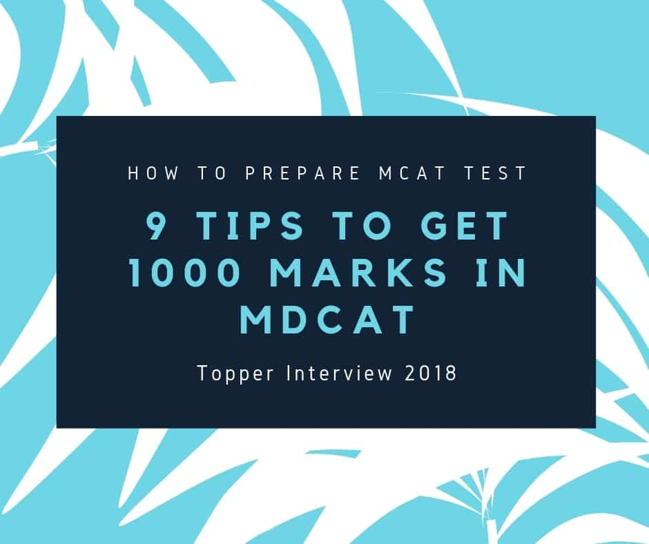 mdcat guide