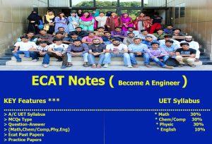 ecat notes
