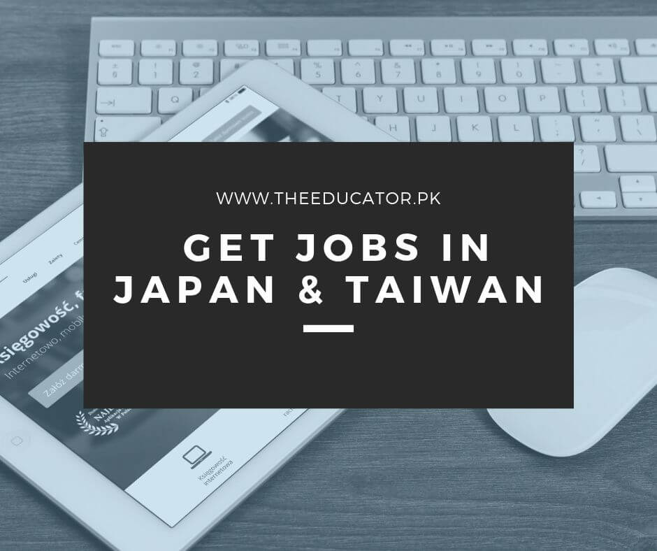 latest jobs in japan