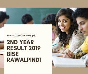 fsc 2nd year result bise rawalpindi