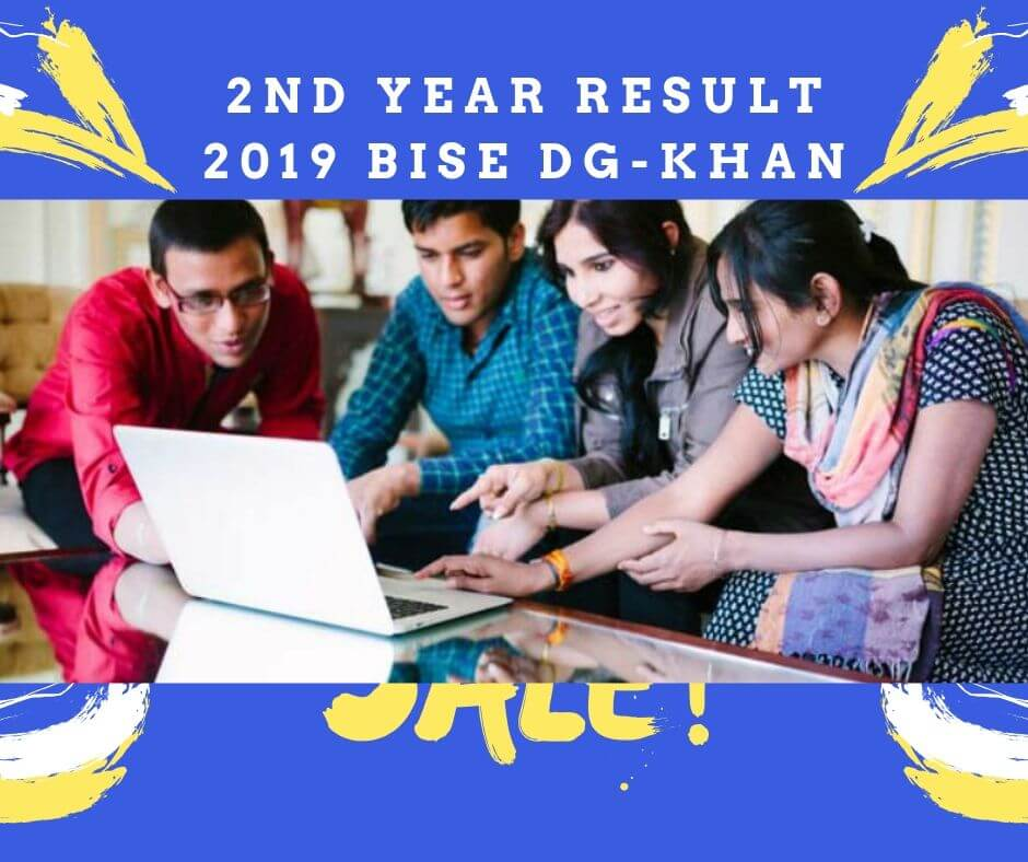 fsc 2nd year result