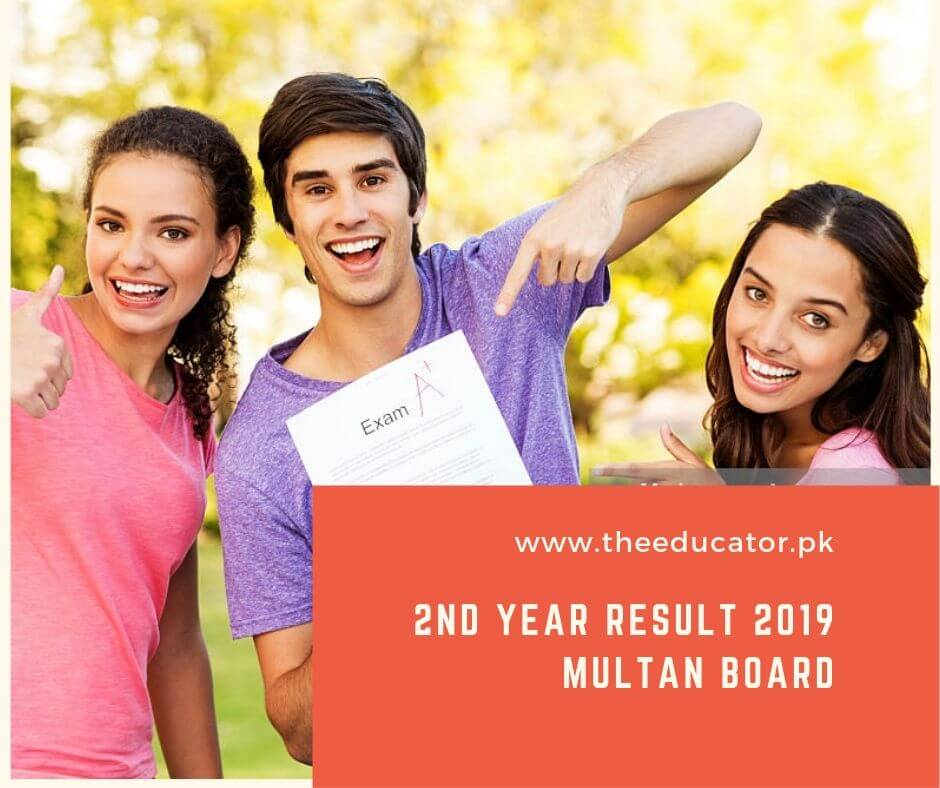 2nd year result 2019