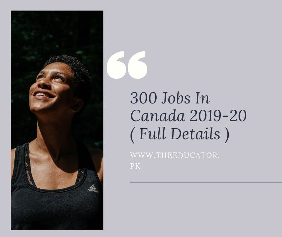 latest Canada Jobs