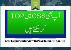Css Toppers Interview