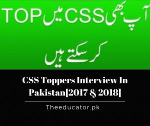 CSS Toppers