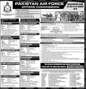 paf gd jobs