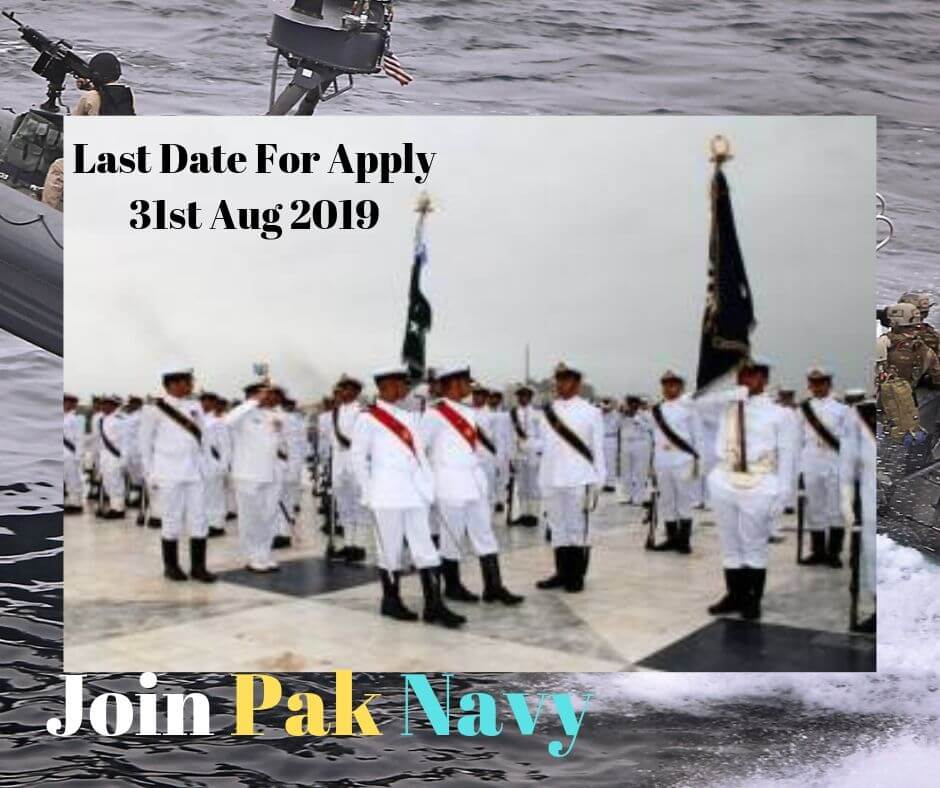 pakistan navy jobs 2019