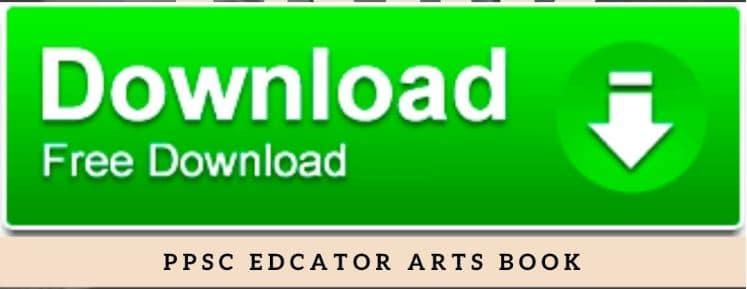 ppsc educator arts book