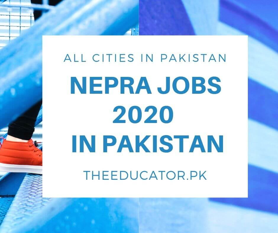 NEPRA JOBS IN PAKISTAN
