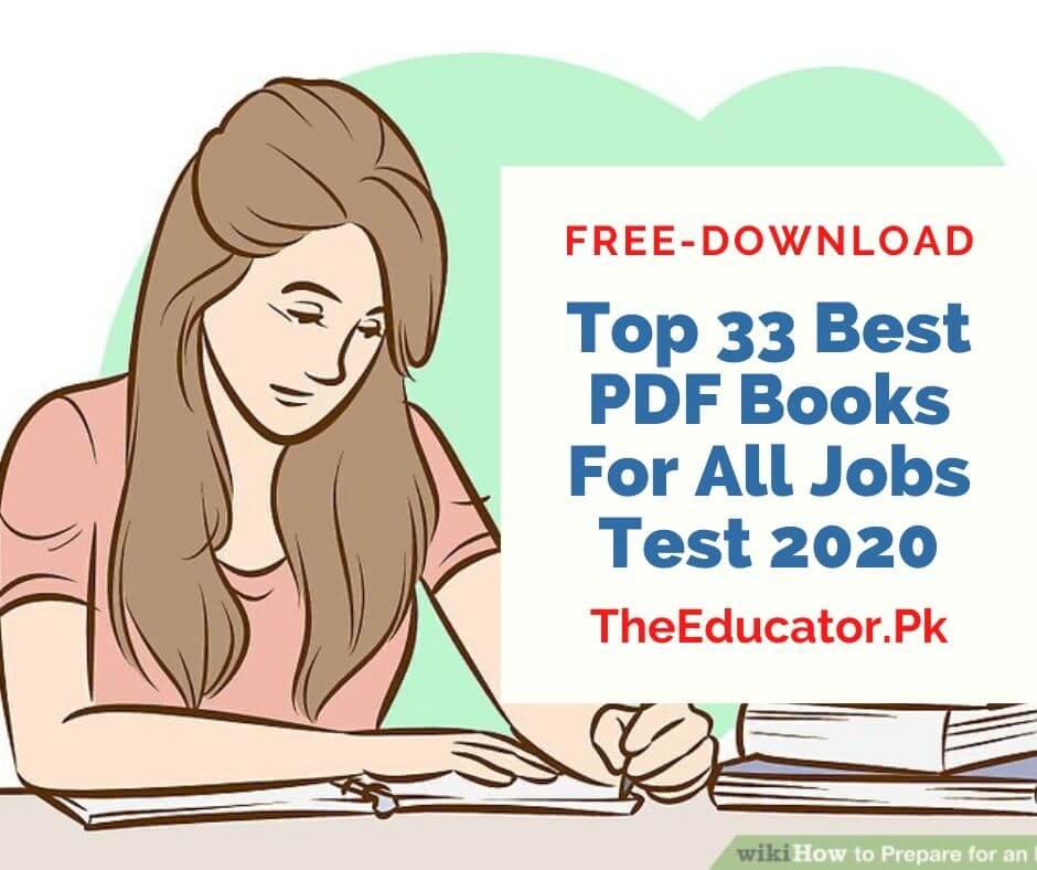 ToBest PDF Books For All Jobs Test