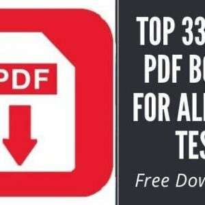 Best PDF Books For All Jobs