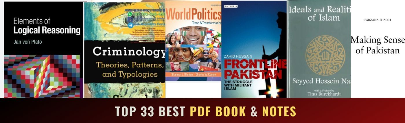 Best PDF Books For All Jobs Test