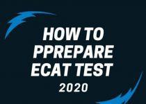 ecat test date 2020