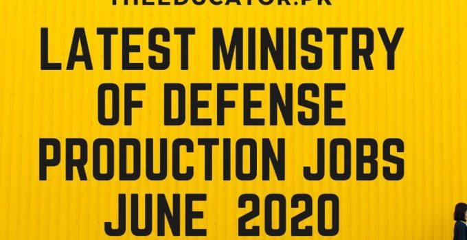 mod jobs 2020
