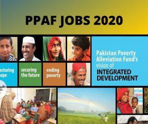 PPAF JOBS 2020