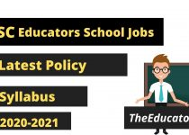 ppsc educators jobs 2021 in Punjab